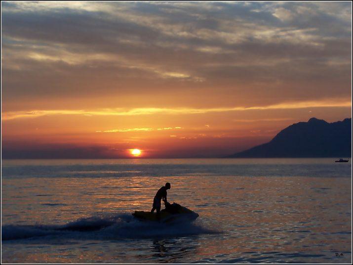Vzpomínka na léto - Baška Voda